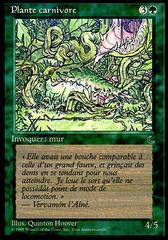 Carnivorous Plant (Plante carnivore)