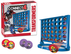 Connect 4: Transformers