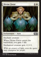 Divine Favor - Foil
