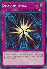 Shadow Spell  - YS14-EN035 - Common - 1st Edition
