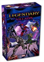 Legendary: A Marvel Deck Building Game - Villains