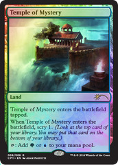 Temple of Mystery (Magic 2015 Clash Pack Promo) on Channel Fireball