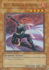 Rose, Warrior of Revenge (Ultra Rare) - CSOC-EN000 - Ultra Rare - 1st Edition