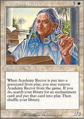Academy Rector on Channel Fireball