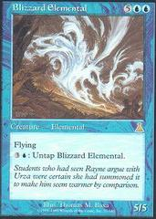 Blizzard Elemental on Channel Fireball