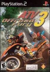 ATV - Offroad Fury 3 (Playstation 2)