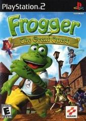 Frogger - The Great Quest (Playstation 2)