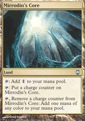 Mirrodin's Core on Ideal808