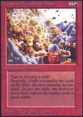 Dwarven Demolition Team   (Alpha)