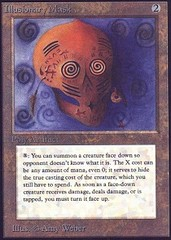 Illusionary Mask on Channel Fireball