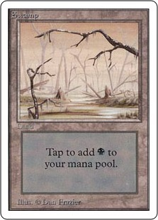 Swamp (Brown and Foggy)