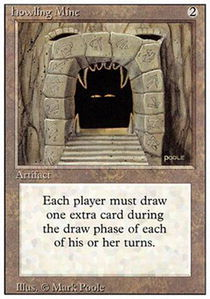 Howling Mine (Revised)