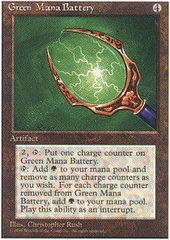 Green Mana Battery