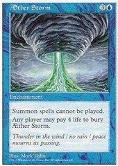 AEther Storm on Channel Fireball