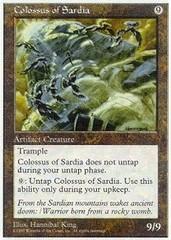 Colossus of Sardia