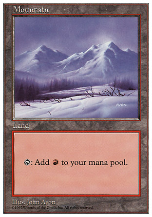 Mountain (430) (Winter)