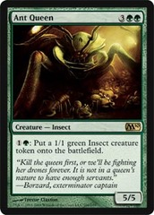 Ant Queen on Channel Fireball