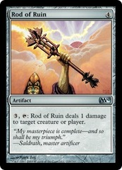 Rod of Ruin on Ideal808