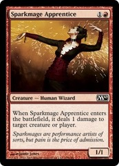 Sparkmage Apprentice on Ideal808