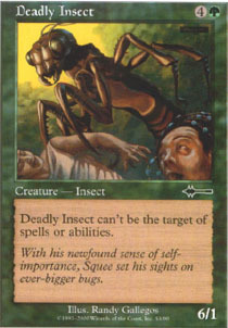 Deadly Insect