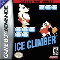 Ice Climber Classic NES Series
