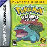 Pokemon: LeafGreen Version Player
