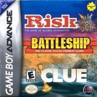 Battleship / Risk / Clue