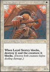 Loyal Sentry on Channel Fireball