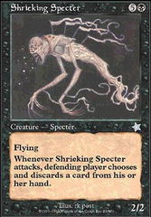 Shrieking Specter on Channel Fireball