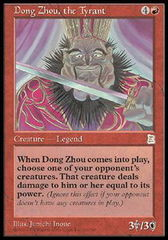 Dong Zhou, the Tyrant on Channel Fireball