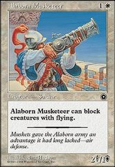 Alaborn Musketeer on Channel Fireball
