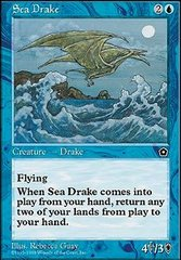 Sea Drake on Channel Fireball