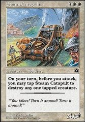 Steam Catapult on Channel Fireball