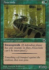 Anaconda (A) - Flavor Text
