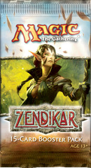 Zendikar Booster Pack on Channel Fireball