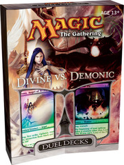Duel Decks: Divine vs. Demonic on Channel Fireball