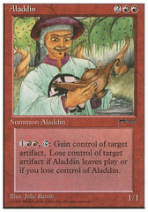 Aladdin on Channel Fireball