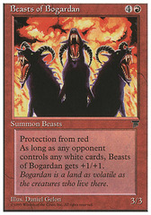 Beasts of Bogardan on Channel Fireball