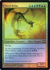 Nicol Bolas on Channel Fireball