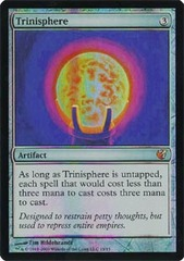 Trinisphere on Channel Fireball