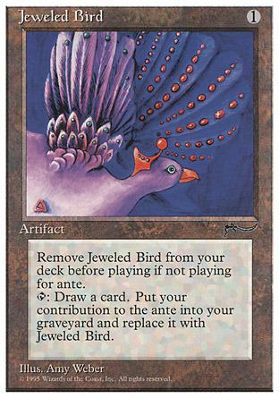 Jeweled Bird