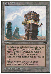 Urza's Mine (Tower) on Channel Fireball