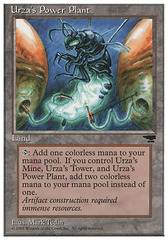 Urza's Power Plant (Bug) on Channel Fireball