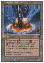 Urza's Power Plant (Sphere) on Channel Fireball
