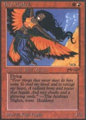 Bird Maiden (Dark) on Channel Fireball