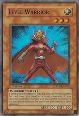 Level Warrior - RGBT-EN002 - Super Rare - 1st Edition