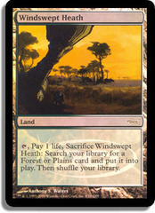 Windswept Heath - Foil DCI Judge Promo