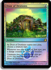 Door of Destinies (Morningtide Prerelease) on Channel Fireball