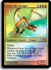 Oros, the Avenger - Prerelease Promo