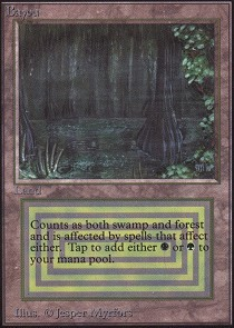 Bayou (Not Tournament Legal)
